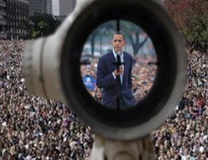 Obama in the Crosshairs