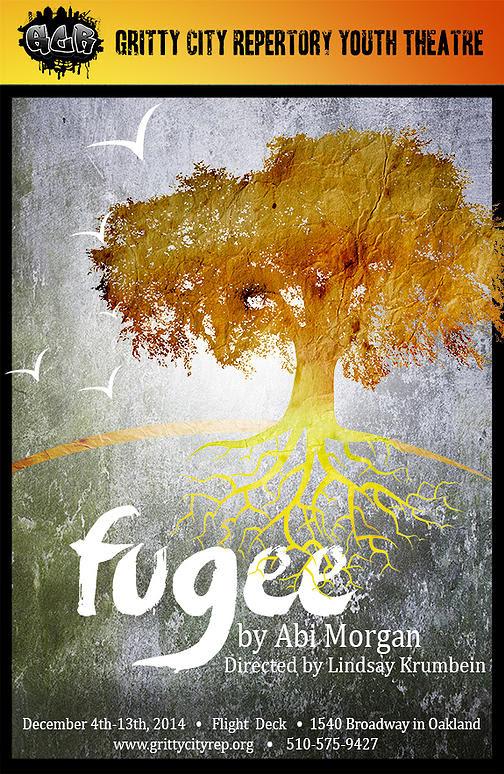 Fugee postcard