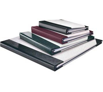Green Oxford Display Album Holds 11 X 8 Pages Presentation Albums