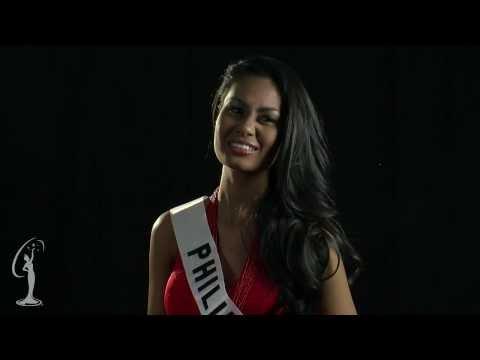 Watch: Miss Philippines Venus Raj at Miss Universe