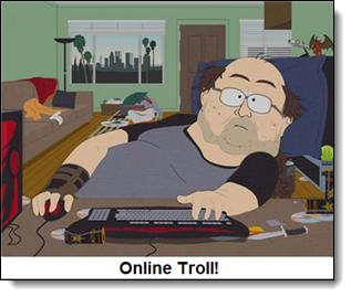 Annonymous Troll or Emmett Moore Jr.
