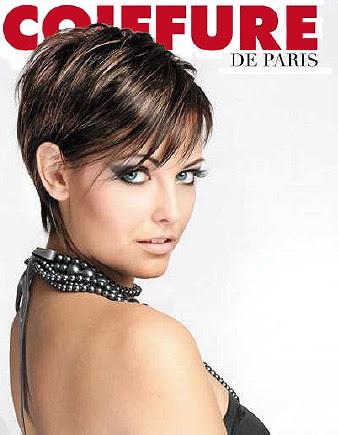 Kurzhaarfrisuren Damen Trend 2012