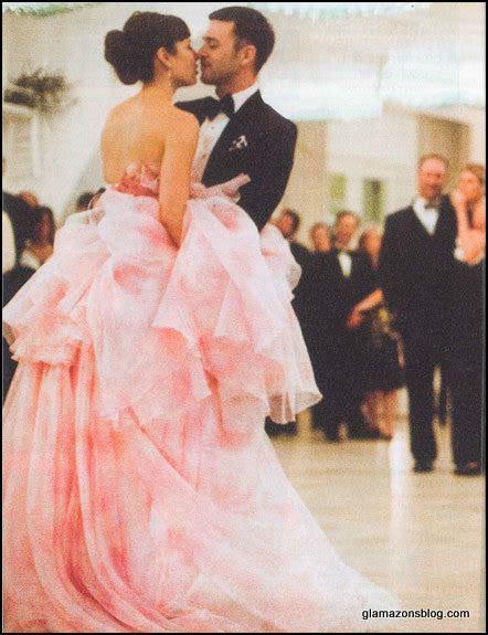Justin Timberlake?s Wedding Ceremony  Wedding Trends 2013