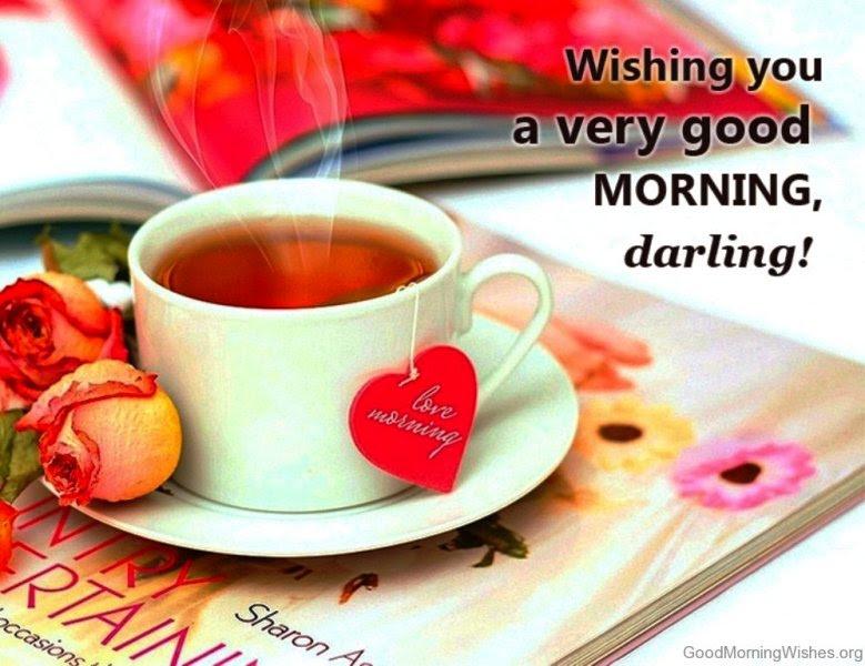 20 Good Morning Darling Photos