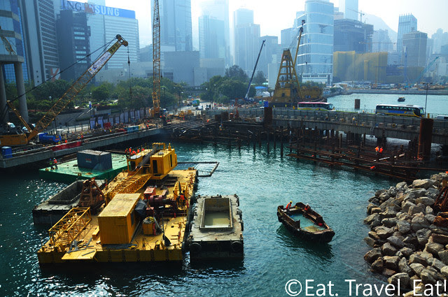 Construction/ Victoria Harbour