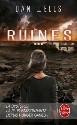 Couverture Partials, tome 3 : Ruines