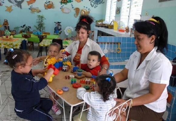 Educación Especial en Cuba A