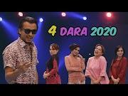 Lirik Empat Dara 2020 - Elly Mazlein, Faizal Tahir dan Zizi Kirana