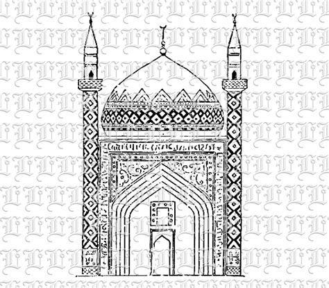 islamic architecture clipart clipground