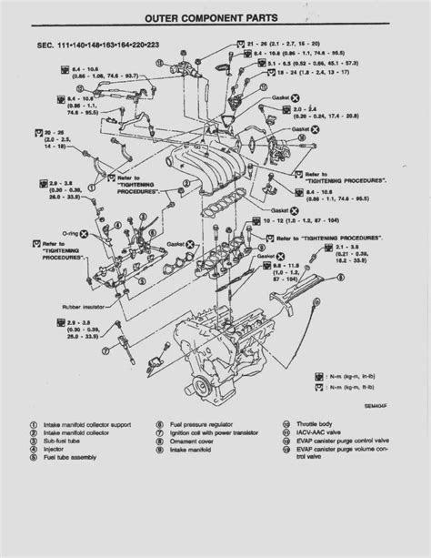 2001 01 Nissan Maxima OEM Service Repair Shop Manual CD | eBay