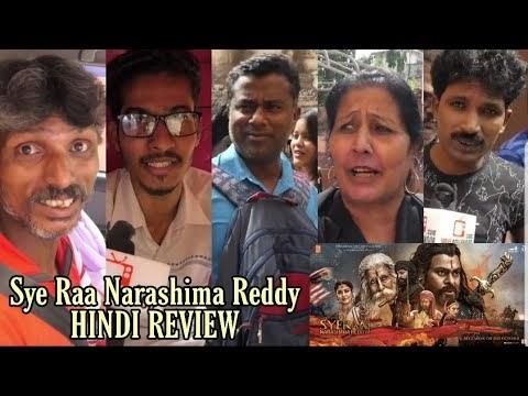 Sye Raa Narashima Reddy Hindi Movie Public Review