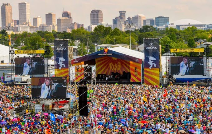 2017 New Orleans Jazz Fest lineup release: Follow live; chat with us before, during, after unveiling | Advocate