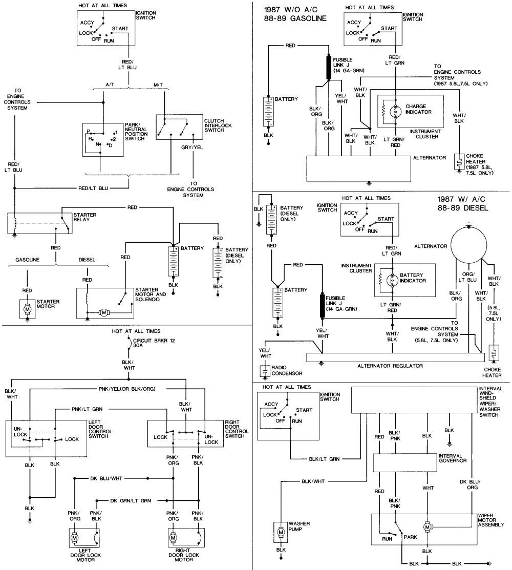 Ford V 8 Starter Wiring Diagram 1988 Wiring Diagram Active B Active B Bujinkan It