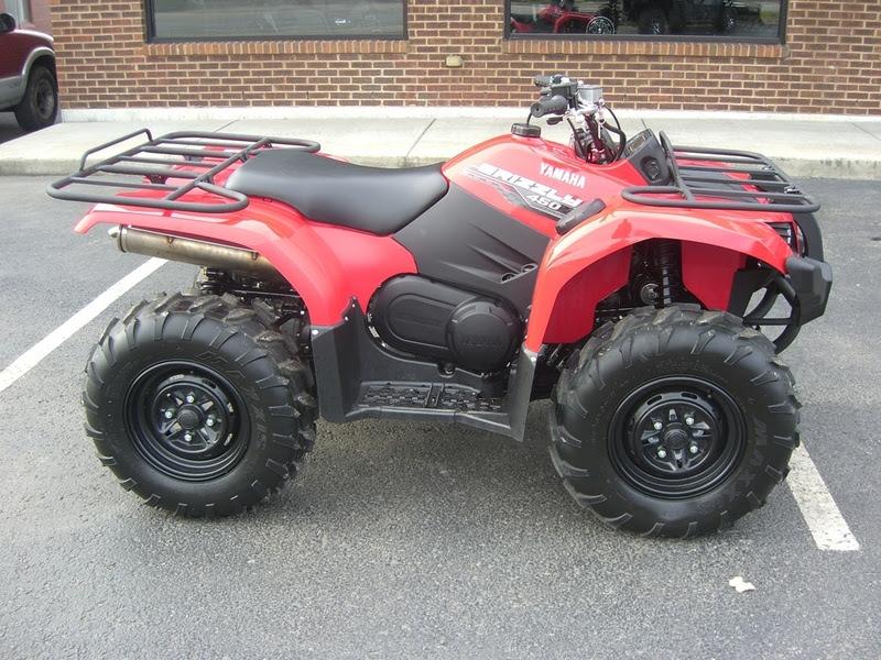 Yamaha Bear Tracker 4x2 Motorcycles For Sale