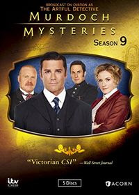 Murdoch Mysteries: Season Nine