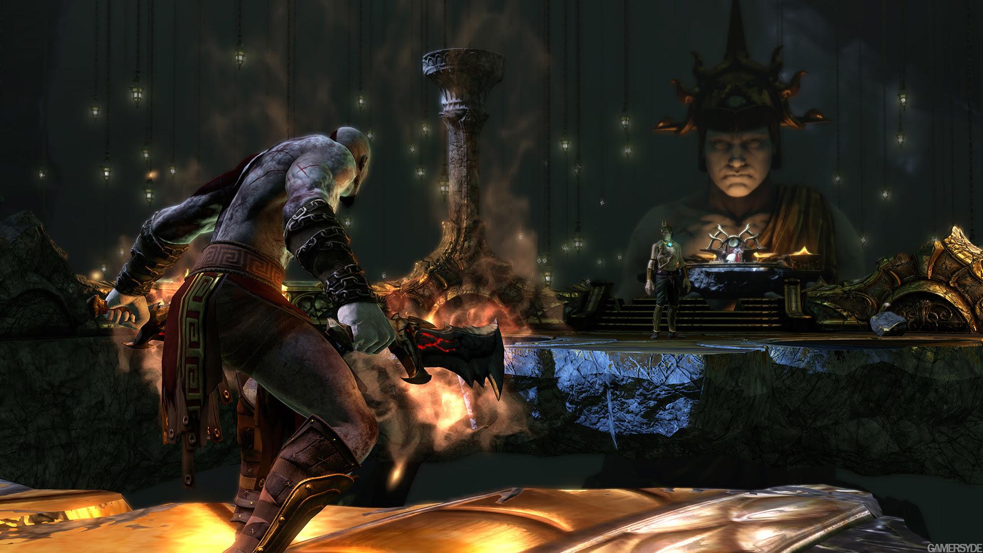 New God Of War Ascension Media Gamersyde