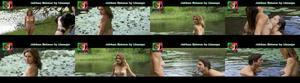 Adriana Esteves nua no filme Real Beleza