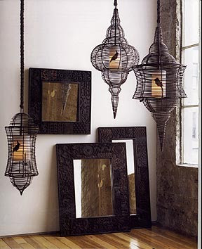 bird cage light via morewaystowastetime blogspot Birdcages