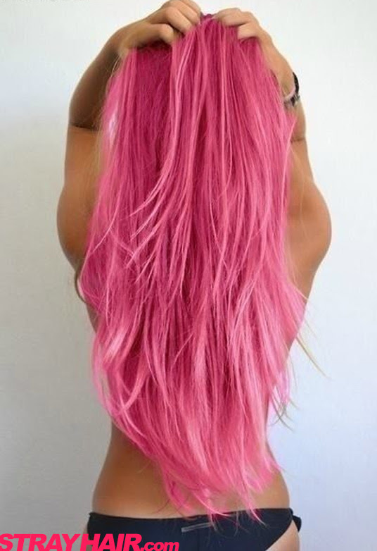 20 Pink Hairstyle Pi