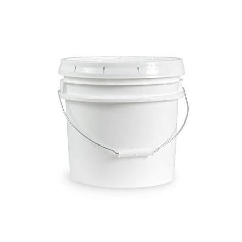 food grade  gallon bucket  pack  lids