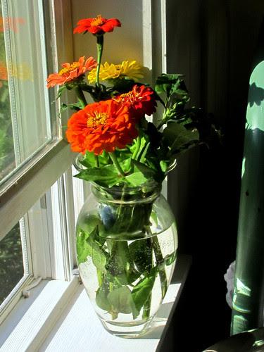 flower cutting -vase 1