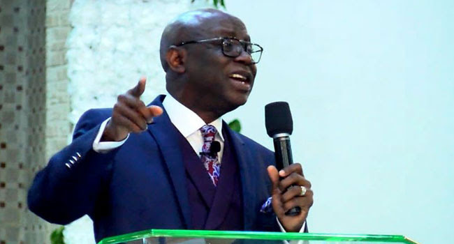[VIDEO] Open Your Church For Govt To Use As Isolation Centers – Pastor Tunde Bakare Tells Nigerian Pastors