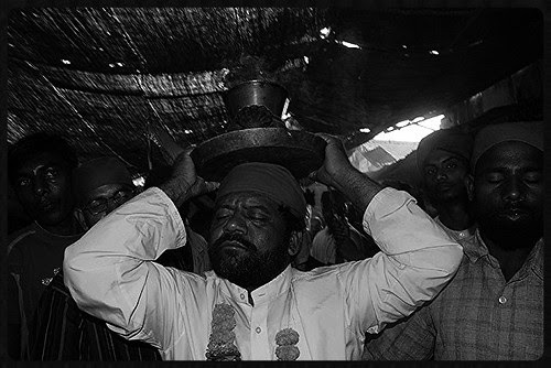 Possession During Sandal Procession at Dargahs by firoze shakir photographerno1
