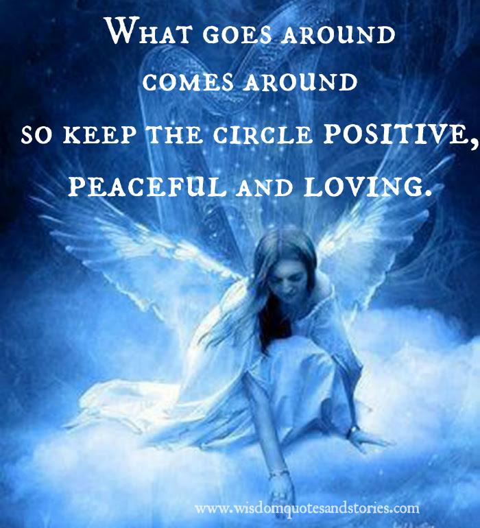 Positive Wisdom Quotes Stories