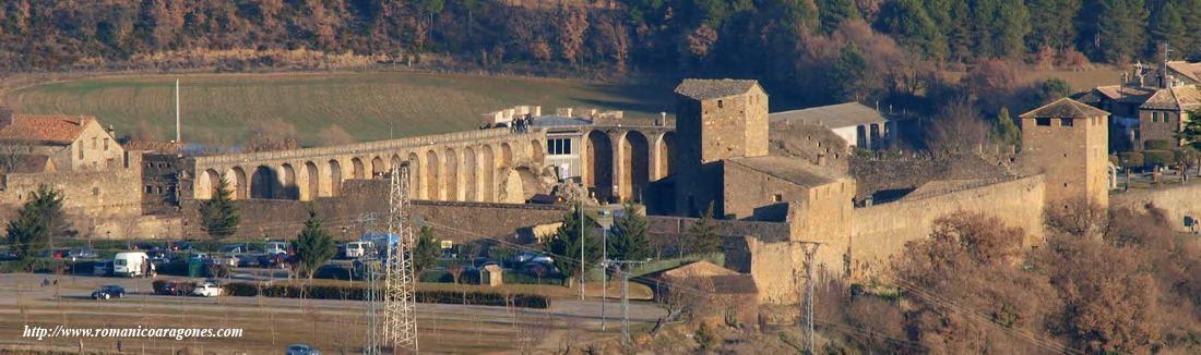 Resultado de imagen de Castillo de Ainsa
