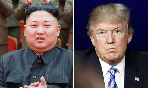 Risultati immagini per trump north korea