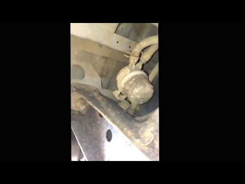 1986 Toyotum Truck Fuel Filter
