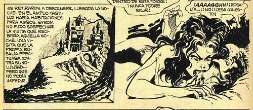 Mike Ploog version española en Rufus (1973)