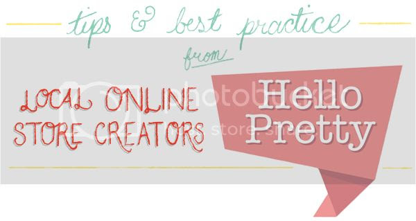Happiness is... Creating an Online Store - tips for beginners