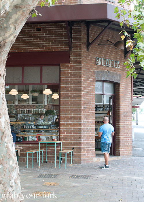 shopfront at brickfields chippendale
