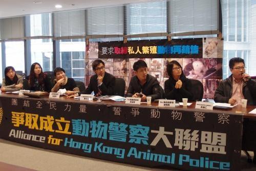 懷疑虐畜案警方到場即叫「收隊」 動物團體向監警會投訴程序失當