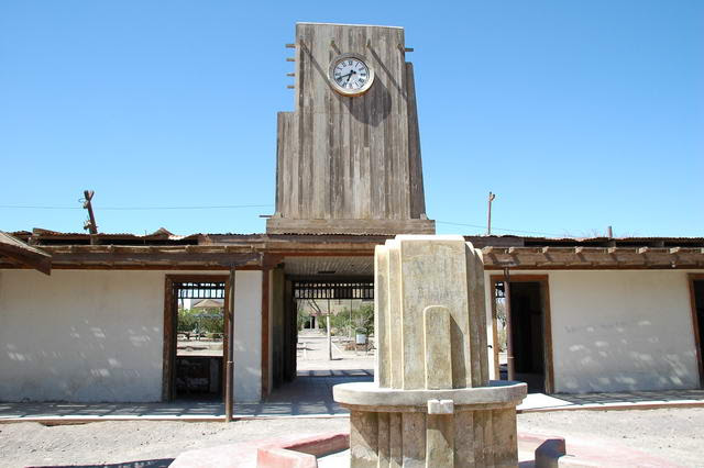 village fantome d'HUmberstone