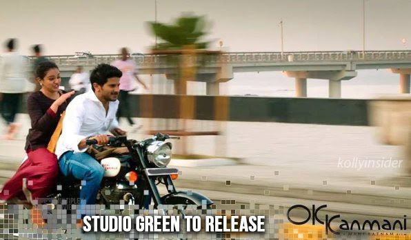 Studio Green acquires Mani Ratnam's 'OK Kanmani'