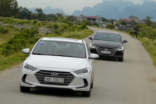 Hyundai Elantra đạt mốc sản xuất 5.000 chiếc ở Việt Nam - 1