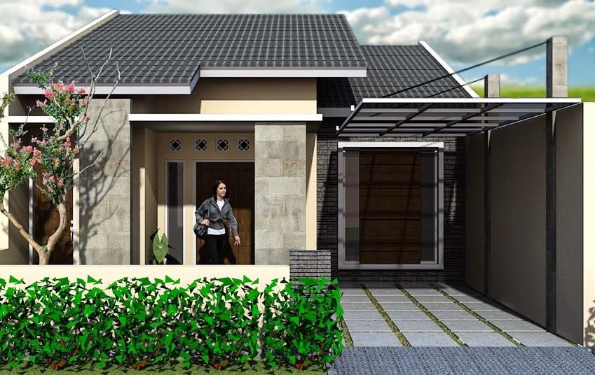 50 Desain iKanopi Rumah Minimalis Moderni Terbaru 2019