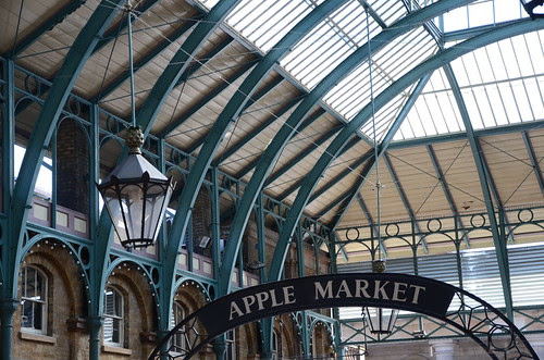 Covent Garden covered market