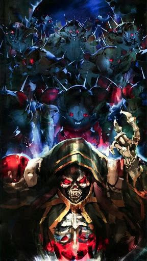 Overlord Anime Wallpaper 4k Chilangomadrid Com