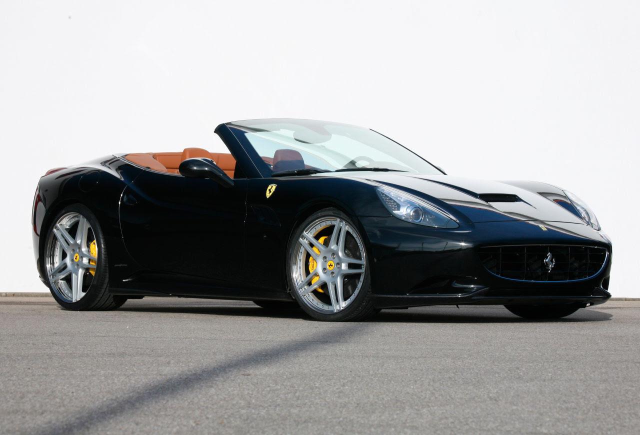 Der Tuningblogger | Ferrari California: Tuning von Novitec ...