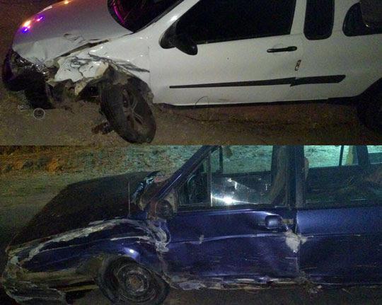 Acidente aconteceu nas imediações do Ponto da Pinha, entre Retirolândia e Coité | Foto: Leitor do Notícias de Santaluz