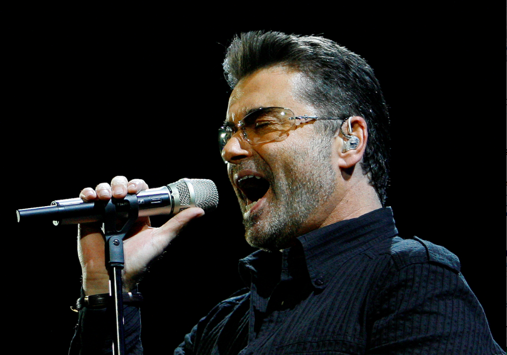 Image result for images of george michael