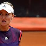 Tennis - WTA - Rome : Mladenovic première qualifiée pour les quarts, Osaka va défier Bertens, Kvitova abandonne