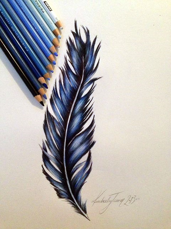 color pencil drawing Examples (26)