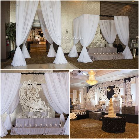 Wedding decor Toronto Brampton Mississauga   GPS Decors
