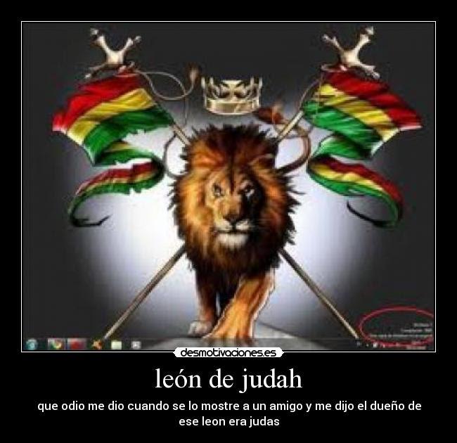 León De Judah Desmotivaciones