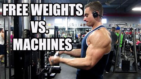 weights  machines upper body workout chick