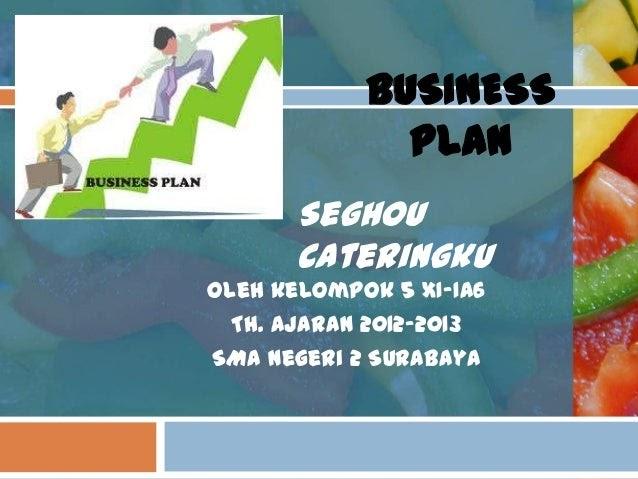 Contoh Business Plan Makanan Ppt - Kerkosa
